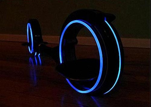 TRON Legacy Freerider Skatecycle