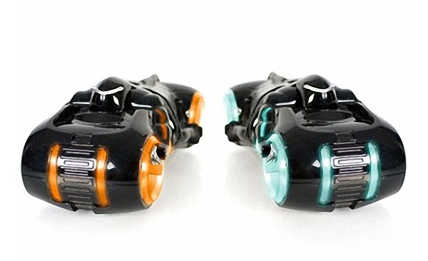 Tron Legacy Zero G Remote Control Light Cycle