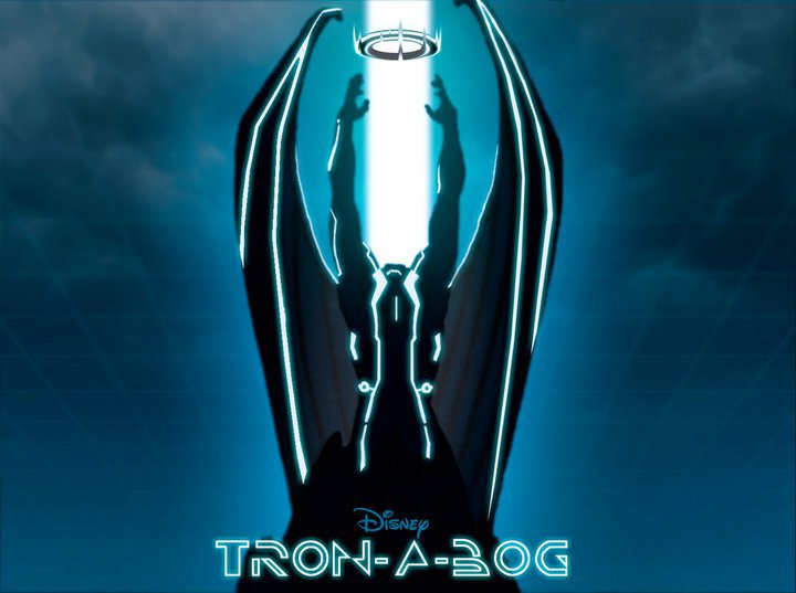 Tron Styled Disney Cartoon Characters. December 29, 2010 | In: Crazy