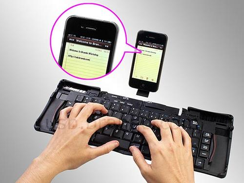 Yet Another Folding Bluetooth Keyboard