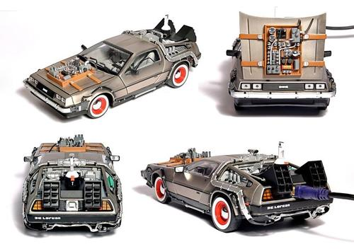Delorean Time Machine External Hard Drive Lets You Back to the Future