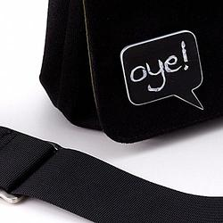 Blackboard Speech Bubble Brooch