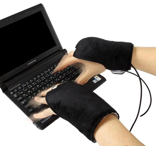 Thanko Ninja Styled USB Warming Gloves