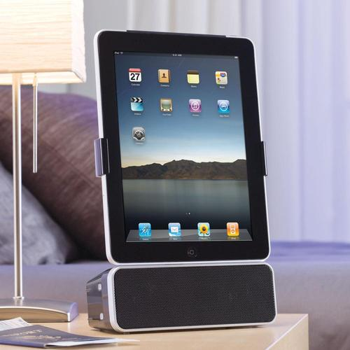 iDesign Portable iPad Dock Speaker