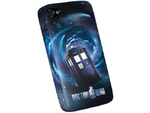 Doctor Who Themed iPhone 4 Case