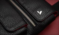 Vaja Mini Leather Bag for Tablet PC