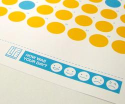 Show Your Emotions with Life Calendar