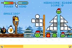 Angry Birds 8-Bit Version