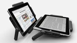 TabGrip iPad Case with Four-Foot iPad Stand