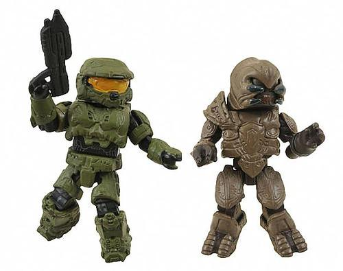 Exclusive Halo Minimates Series 1 Action Figures