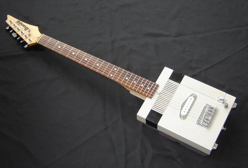 Homemade Nintendo NES Electric Guitar