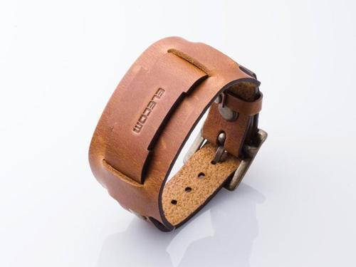 Elecom iPod Nano 6G Leather Wristband