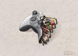 Anatomical Illustrations of Gadgets by Madspeitersen