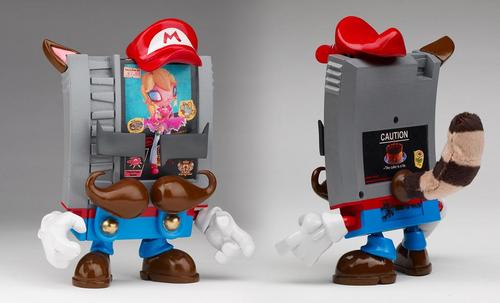 10-Doh! and A-Drive Vinyl Toys Now Available