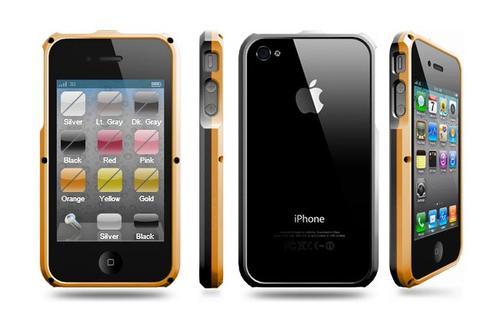 E13ctron S4 Customizable iPhone 4 Aluminum Case