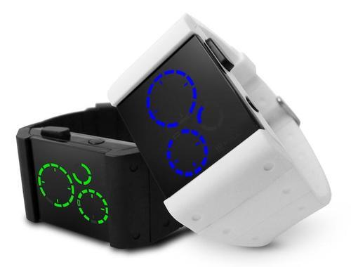 Tokyoflash Kisai Satellite LED Watch