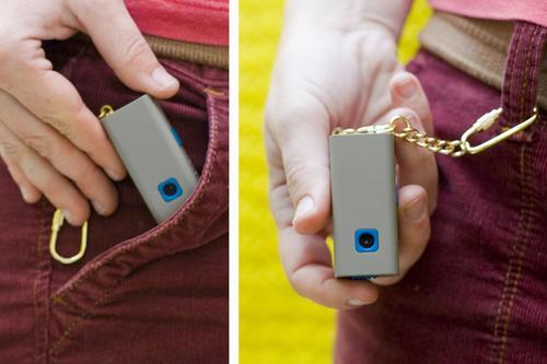 Pocket Square Mini Digital Camera