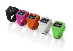 sWaP Rebel Cell Phone Watch with Touchscreen
