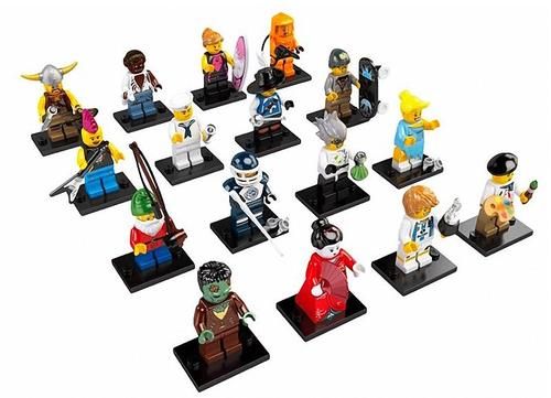 LEGO Minifigures 8683 Series 4 Unveiled