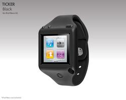 SwitchEasy TICKER iPod Nano 6G Watch Band