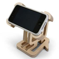 ICONICSTAND Wooden iPhone 4 Stand