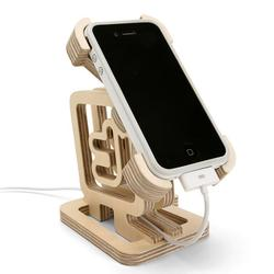 ICONICSSTAND Wooden iPhone 4 Stand