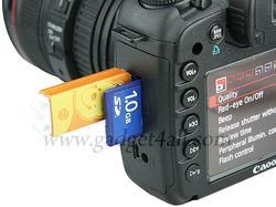 DSLR Camera Shaped USB Speaker