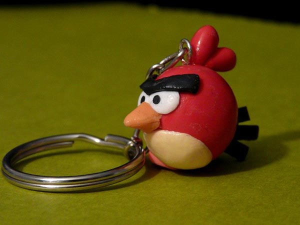 Angry Birds Keychain Collection Gadgetsin