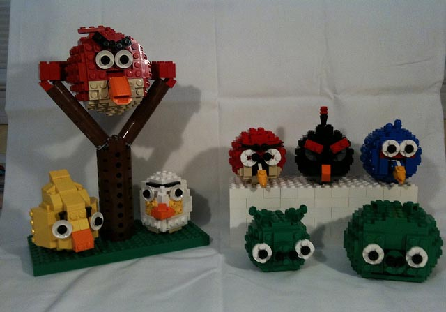 Angry Birds LEGO Edition