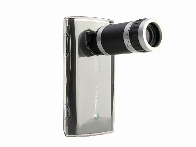 Conice zoom lens for iphone samsung galaxy s and xperia 10 gadgetsin