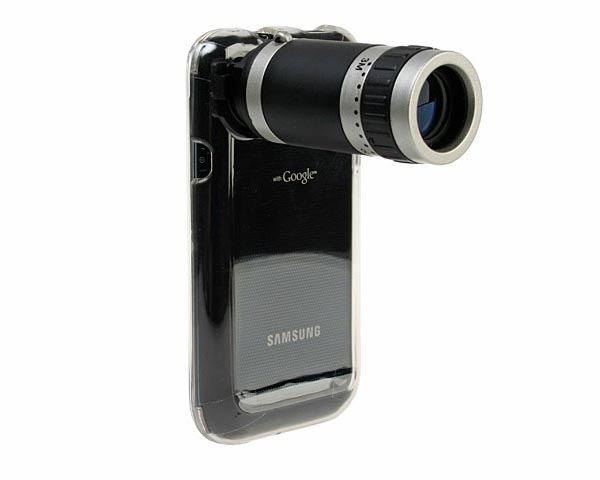 Conice Zoom Lens For Iphone Samsung Galaxy S And Xperia