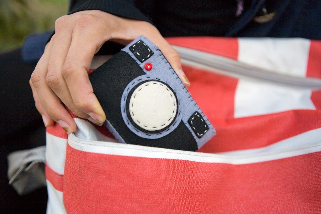 Fuzzy Wuzzy Camera Case Gadgetsin