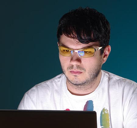 Gunnar Computer Glasses for Code Monkes and Gamers
