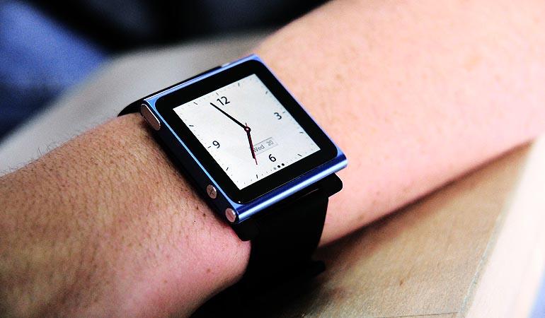Infuse Ipod Nano 6g Wristband Gadgetsin