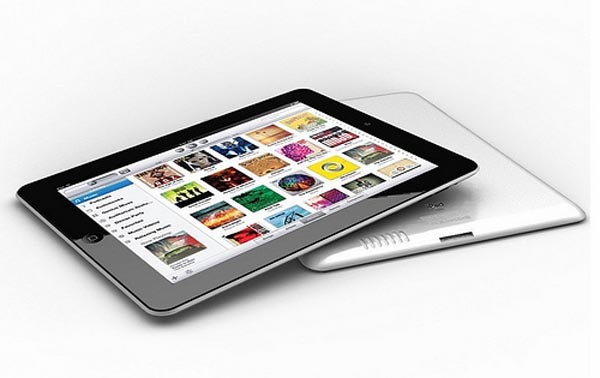 iPad 2 Mockup Images and Rumored Specs