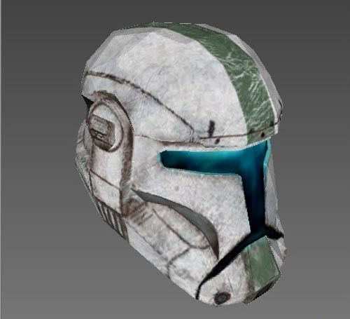 Make Your Own Star Wars Clone Trooper Helmet