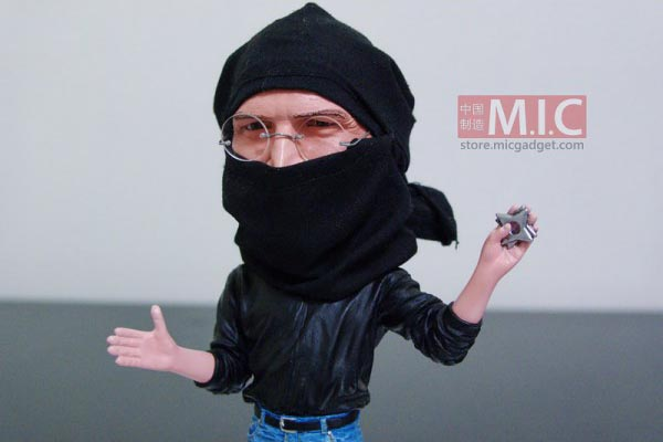 Ninja Jobs Action Figure