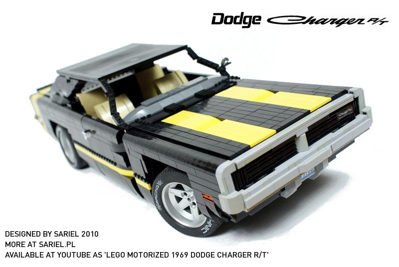 Build Your Own 1969 Dodge Charger Autos Post