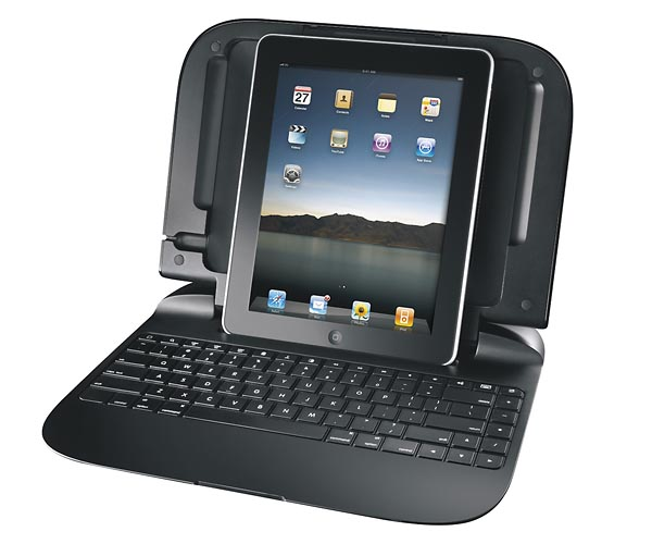 Rocketfish Advanced Series iCapsule iPad Keyboard Case