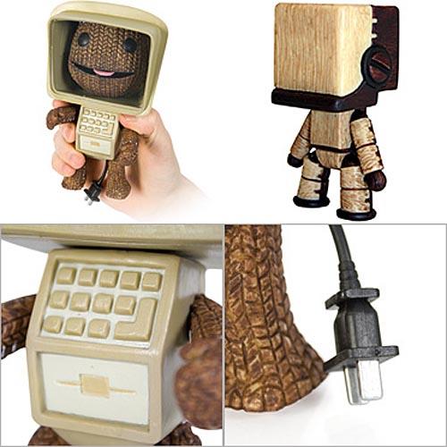 Sackboy Computer Gear Action Figure