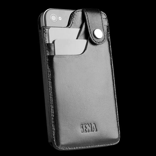 Sena Walletslim iPhone 4 Leather Case