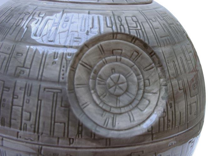 Star Wars Death Star Cookie Jar Gadgetsin