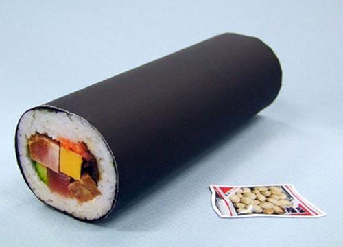 Sushi Paper Craft