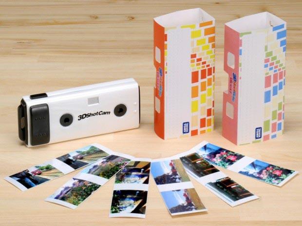 Takara Tomy 3D Shot Camera
