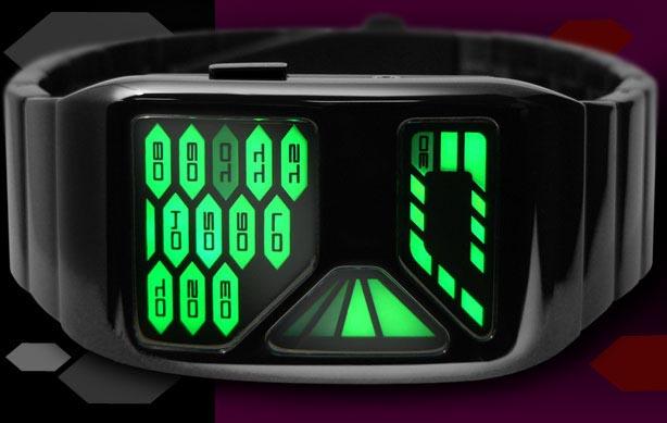 Tokyoflash Kisai Console LED Watch