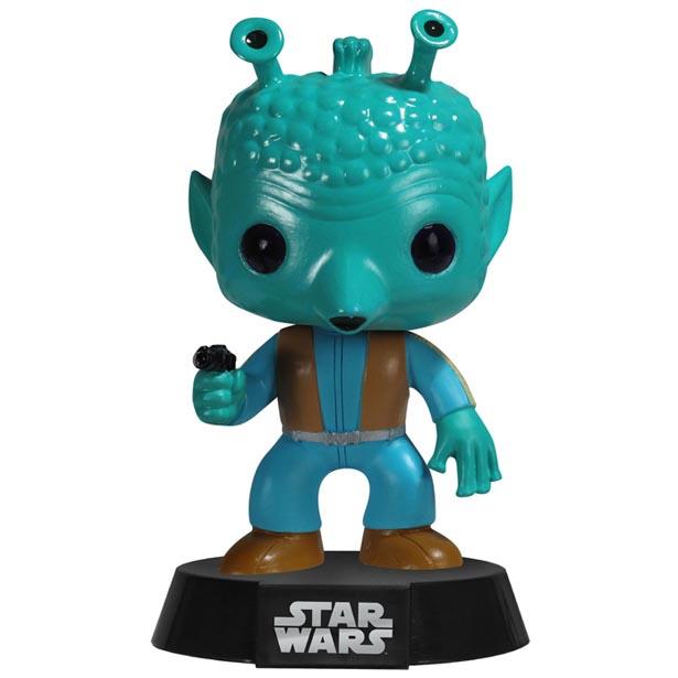 Ultra Cute Star Wars Pop! Series Bobble Heads | Gadgetsin