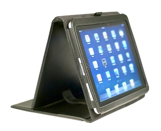 US+U Swivel Pro Multi Functional iPad Case