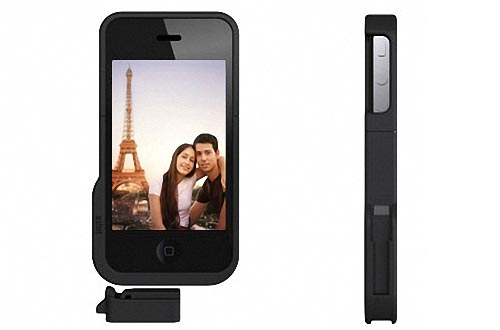 XShot iPhone 4 Case with Detachable Tripod Adapter
