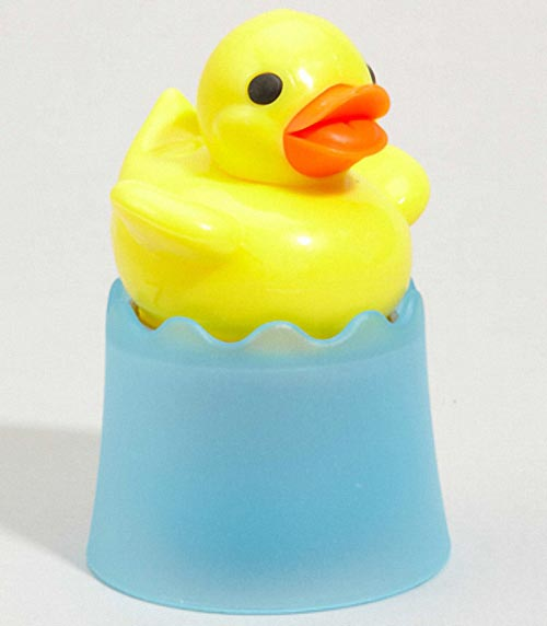 Yellow Rubber Duckie Tea Bag