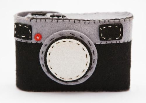 Fuzzy Wuzzy Camera Case